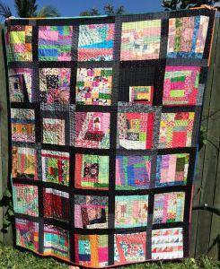 Community Quilt April 2015 - Pink