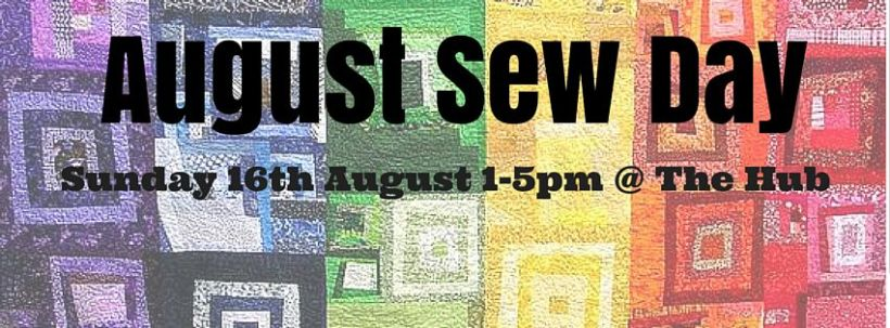 August Sew Day