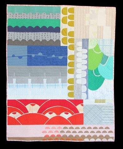 June Spencer Winning Quilt